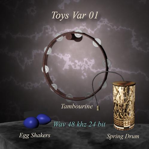 Toys Wav Audio