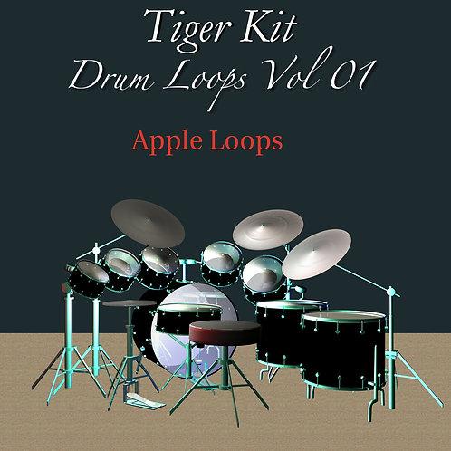 Drum Loops Vol. 1 AL