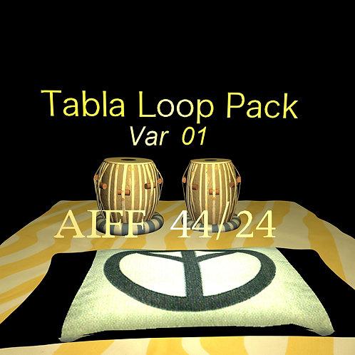 Tabla Aiff Audio