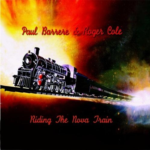 Riding the Nova Train cd