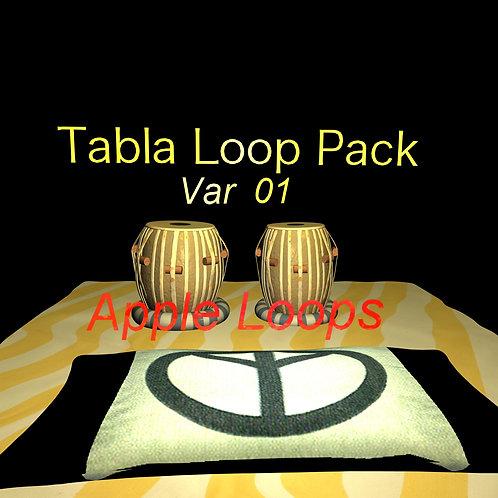 Tabla Apple Loops
