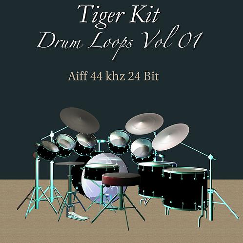 Drum Loops Vol. 1 Aiff