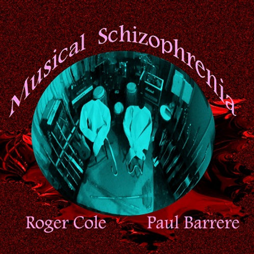 """Musical Schizophrenia"" cd"
