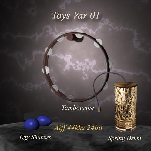 Toys Aiff Audio