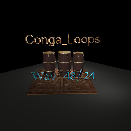 Conga WAV Audio