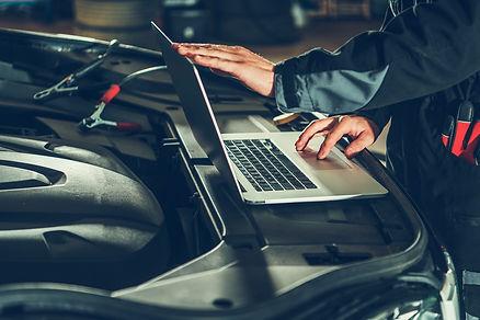 Vehicle Computer Checkup and Engine Soft