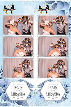 Photo Booth Neal Wedding