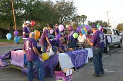 homecoming parade 5