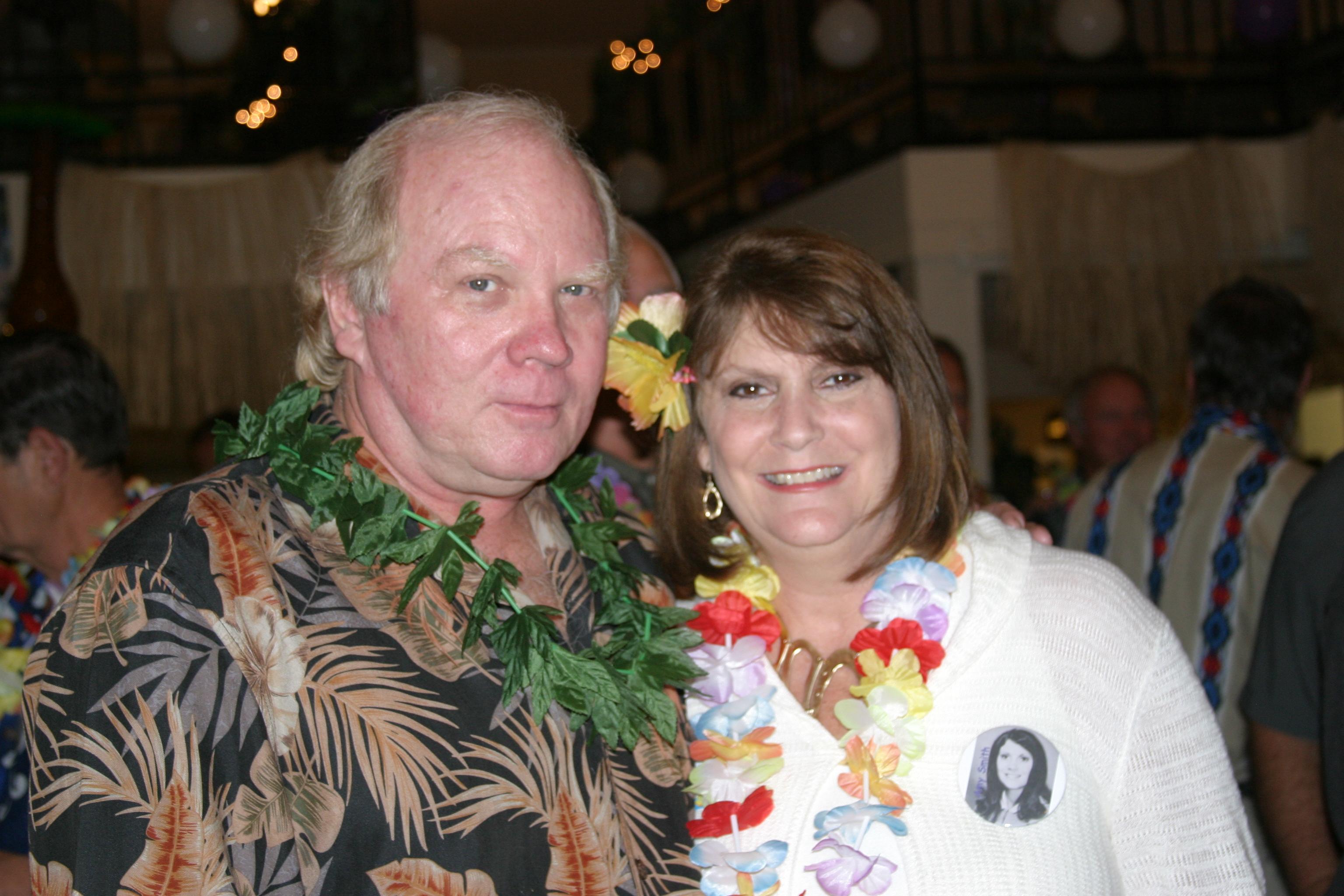 Bruce Tinch & Amy Smith Tinch