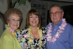 Mrs. Sheppard, Cheryl & Mr. Sheppard