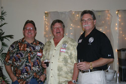 Norman Lanier, Gary West and Randy Lee