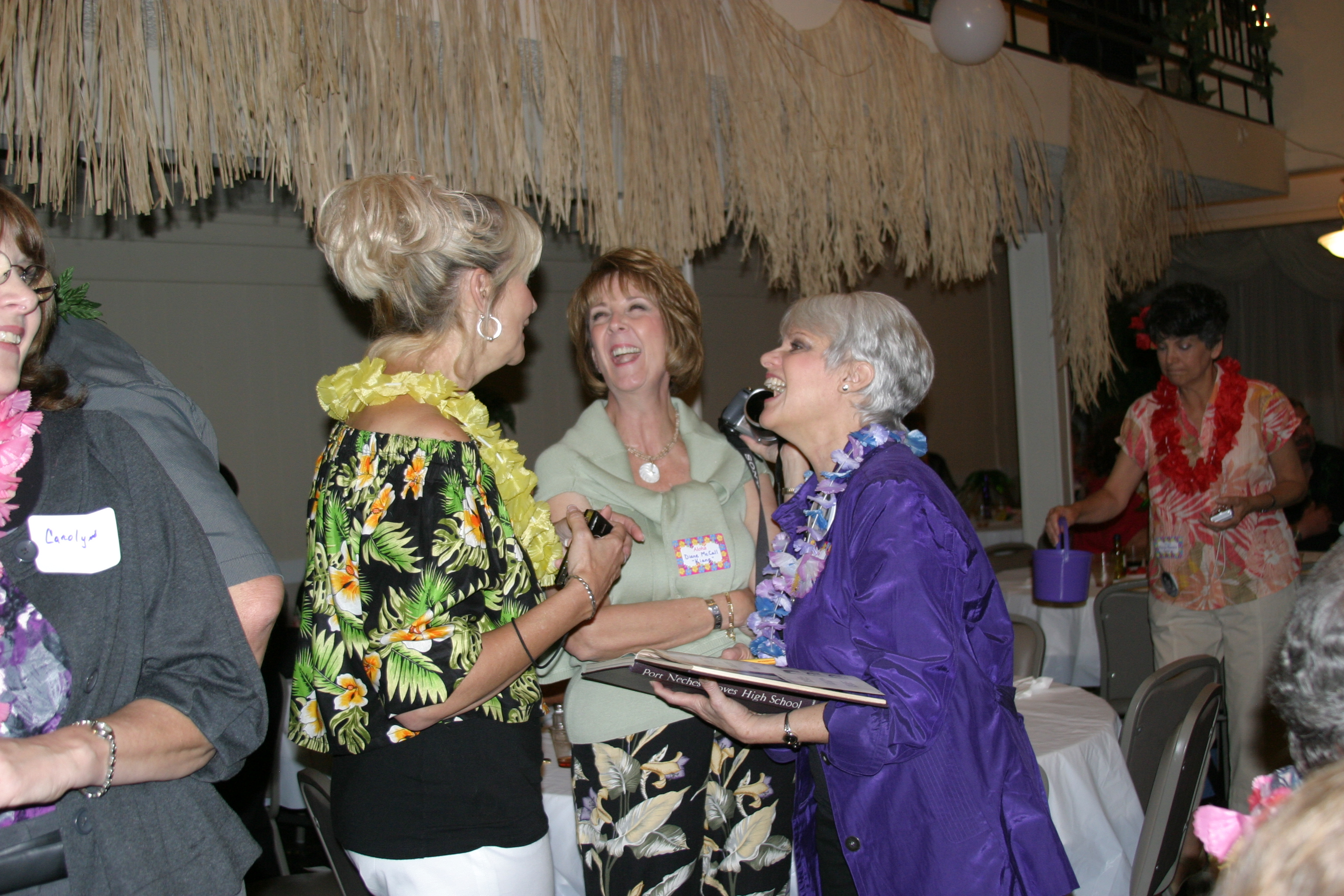 Roxy Miller, Dianne Miller and Becky Powell