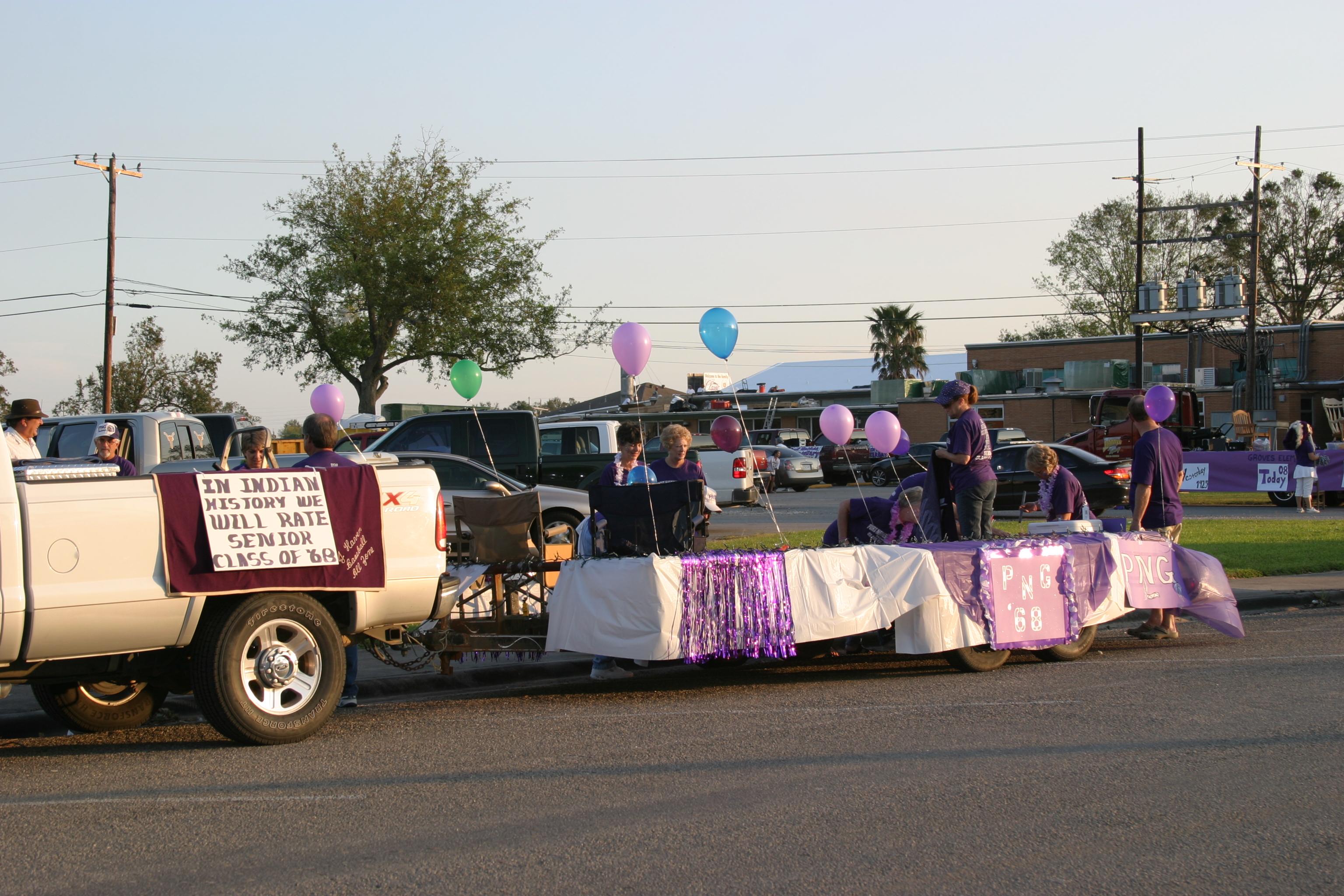 homecoming parade 3