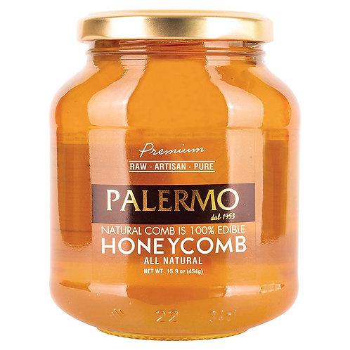 土耳其蜂蜜 不含麩質 Gluten free Honeycomb (Glass Jar) 454g