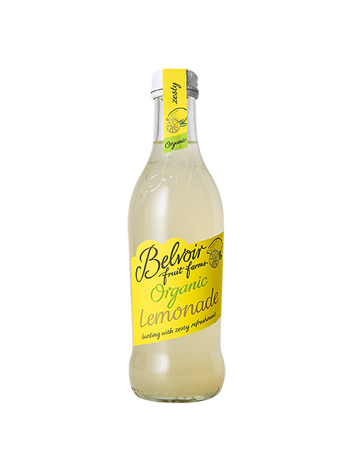 Belvoir Press Juice 250ml 英國檸檬汽水 Organic Lemonade