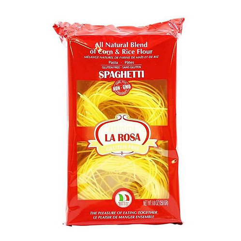意大利 • 無麩質意粉 (250g) Gluten free Spaghetti Pasta Pastificio La Rosa