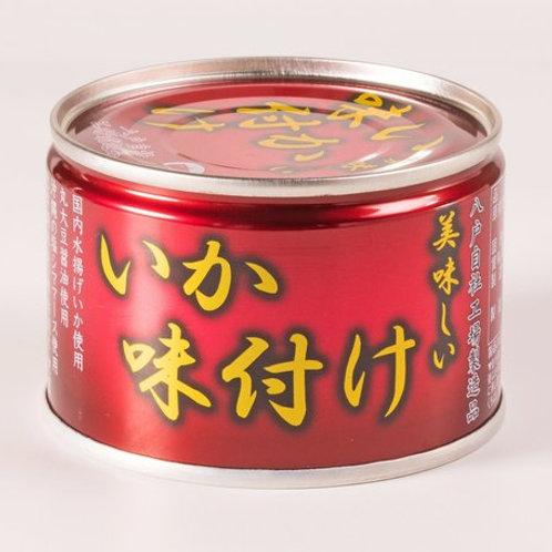 伊藤美味墨魚 醬油煮 (紅色) (135g) Cuttlefish in soy sauce