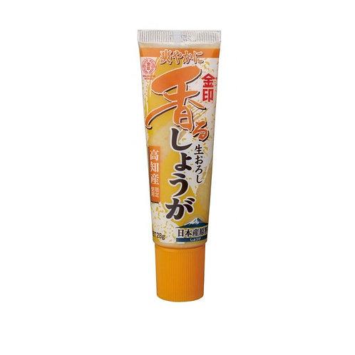 日本生薑醬 Grated Ginger Sauce 56g | Kinjirushi