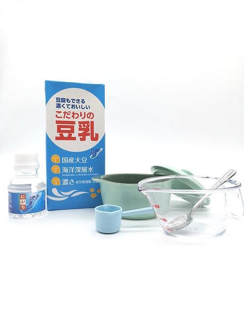海之水 自制豆腐 SET | Homemade Tofu Set  海の深層水にがり