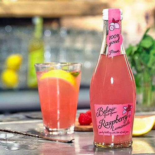 Belvoir Press Juice 250ml 英國紅桑莓檸檬汽水 Raspberry Lemonade