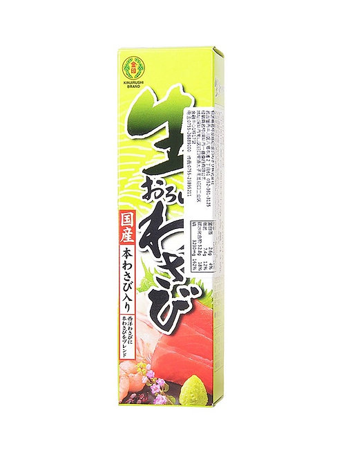 日本山葵醬 Grated Wasabi Sauce 56g | Kinjirushi