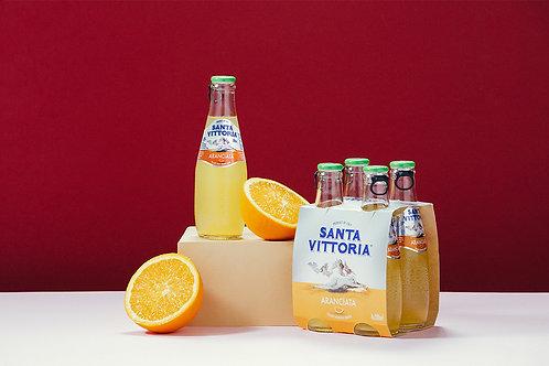 Santa Vittoria 200ml 意大利檸檬汽水 Limonata Soda