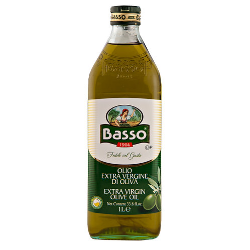 Basso (1L) 初榨橄欖油 Extra Virgin Olive Oil