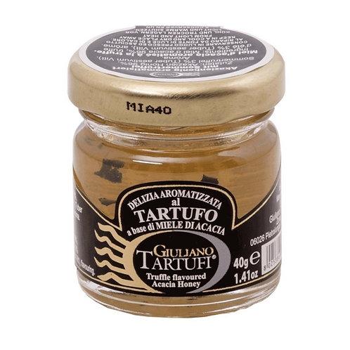 黑松露洋槐花蜂蜜 (120g) Giuliano Tartufi - Truffle flavoured Acacia Honey
