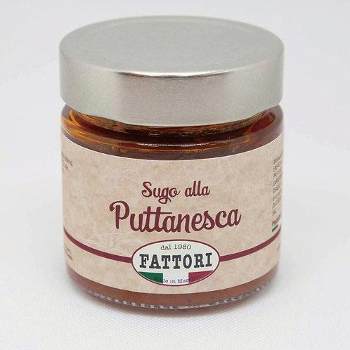 吞拿魚橄欖意粉醬 (185g) Puttanesca sauce