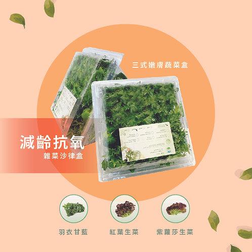 減齡抗氧 | 三式嫩膚蔬菜盒 (300g) Anti-Aging