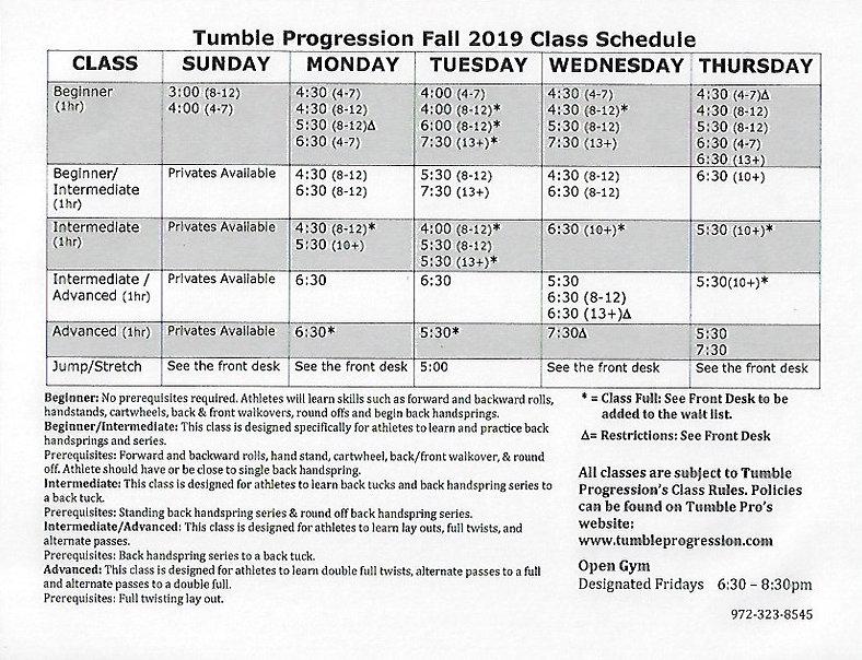 Fall 2019 Class Schedule.jpeg