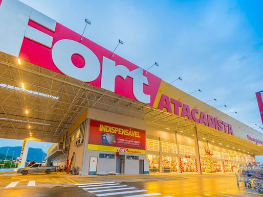 Fort Atacadista abre 140 vagas de emprego para nova unidade em Balneário Camboriú