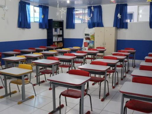 Sindicato quer suspensão das aulas presenciais em Balneário Camboriú