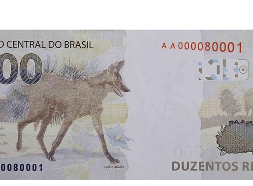 Banco Central apresenta nova cédula de R$ 200 que entra em circulação hoje