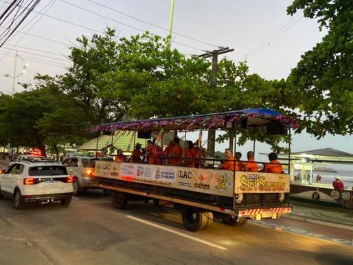 Justiça proíbe carnaval com trio elétrico em Balneário Camboriú