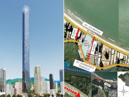 Prédio residencial mais alto do mundo poderá ser construido em Balneário Camboriú