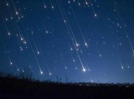 Chuva de meteoros Orionídeos será visível de Santa Catarina esta semana