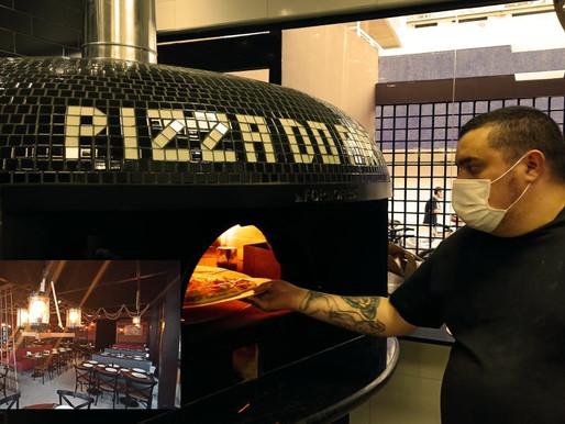 Pizza do Pirata: novo equipamento do turismo gastronômico de Balneário Camboriú (SC)