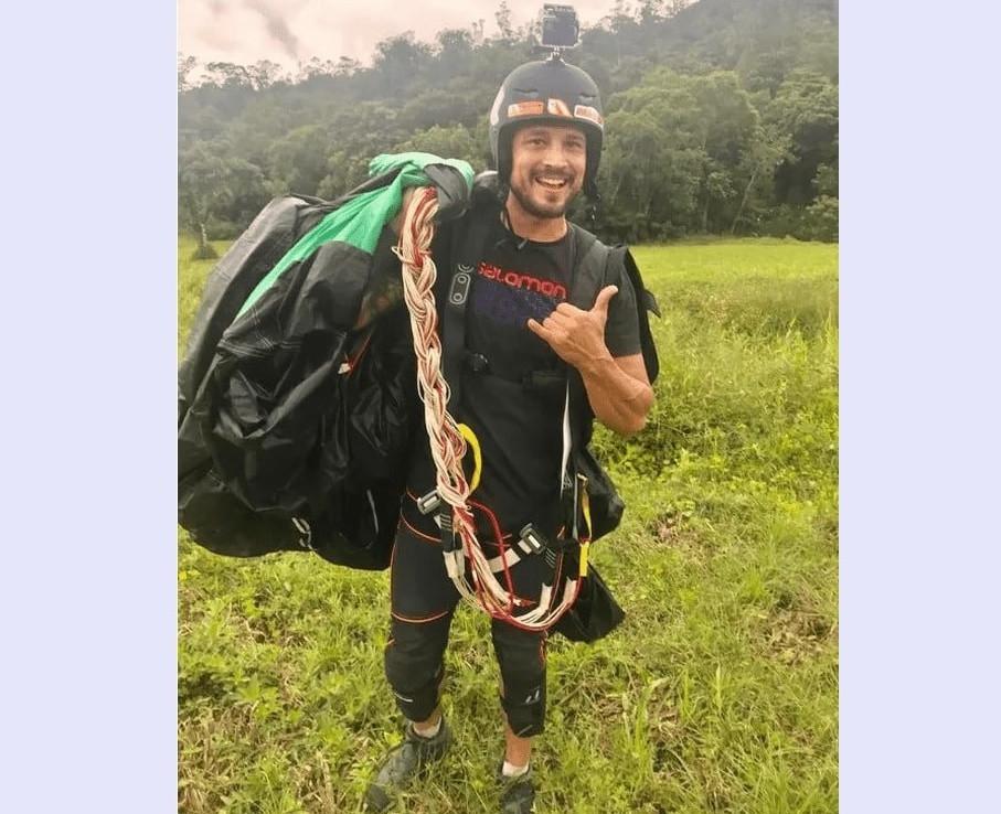 Eduardo Geovane, de 36 anos, era de Joinville