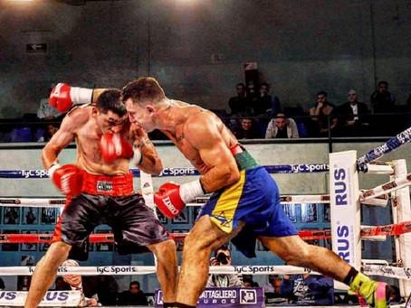 Atleta de Balneário Camboriú compete no maior evento de boxe da América Latina