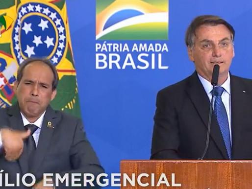 Auxílio emergencial será reduzido para R$ 300 até dezembro anuncia governo