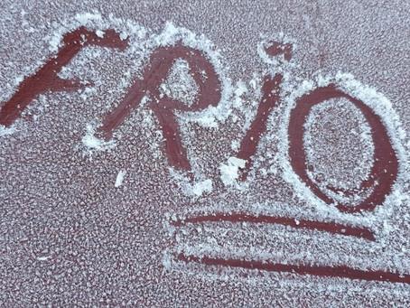 Nesta semana vale do Itajaí vai ter temperaturas abaixo de zero