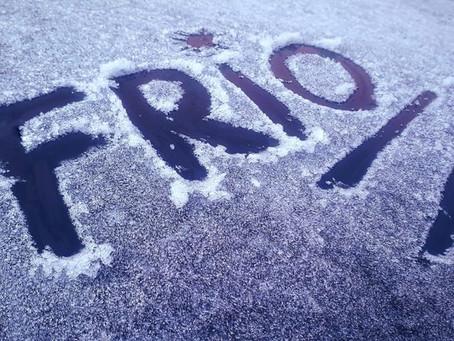 Frio: Balneário Camboriú as temperaturas podem chegar próximas a zero graus