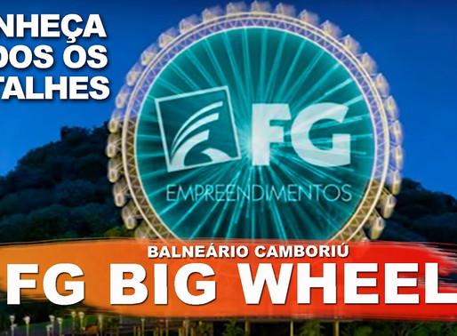 FG Big Wheel - Novo Nome da Roda Gigante de Balneário Camboriú