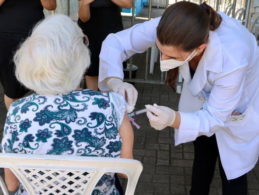 Camboriú vai vacinar idosos acima de 78 anos contra Covid-19