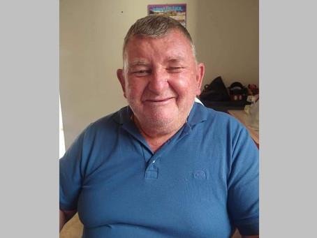 Homem internado em hospital no Paraná, procura por família em Balneário Camboriú; Você conhece?