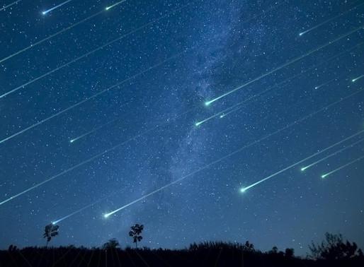 Prepare-se para ver muitas estrelas cadentes nos próximos dias
