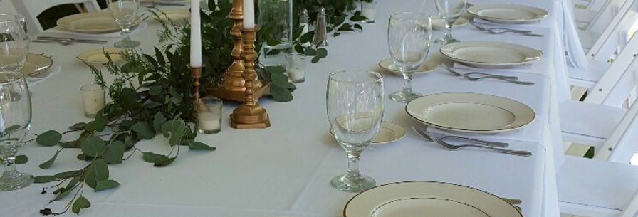 Long head table set up in tent.jpg
