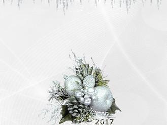 Авторские новогодние открытки на заказ