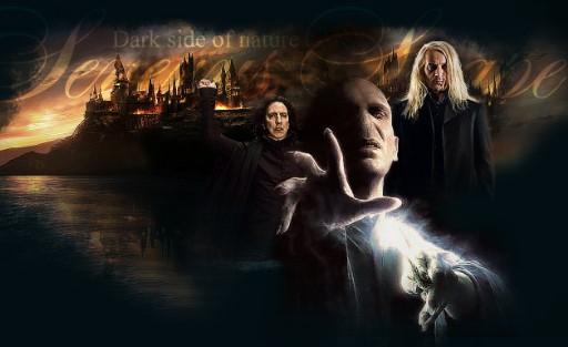 Коллажи по Гарри Поттеру